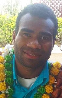 Jerry Tuwai Rugby player