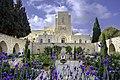 Jerusalem - UNTSO headquarters from garden (2).jpg