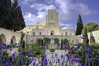 United Nations Truce Supervision Organization - UNTSO headquarters, Armon Hanatziv neighborhood, Jerusalem