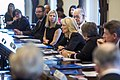 Jill Biden speaking at the first College Promise Advisory Board meeting.jpg