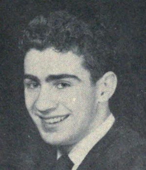 Jim Gregory (ice hockey) - Gregory at St. Michaels College, c. 1954