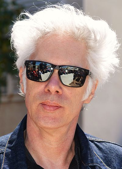 Picture of an author: Jim Jarmusch