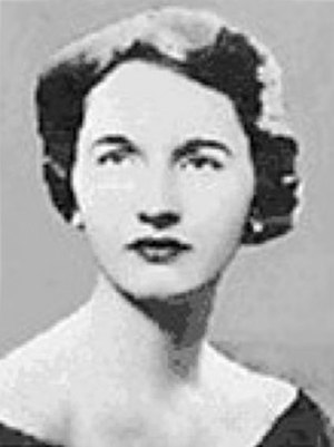 Disappearance of Joan Risch - In 1960