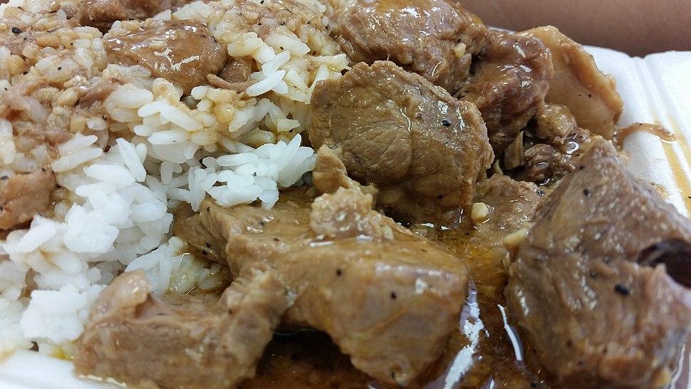 Jochi Resto Grill Pork Adobo