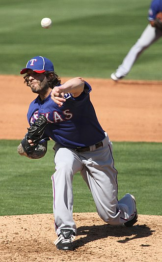 Joe Beimel - Beimel in 2012 spring training with the Texas Rangers