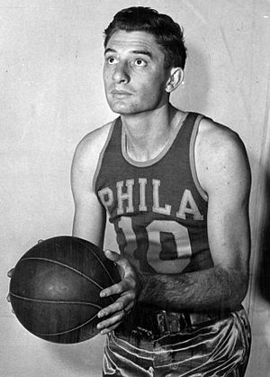 Golden State Warriors - Joe Fulks was the league's first scoring champion.