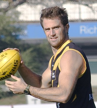 Joel Bowden - Bowden in May 2009