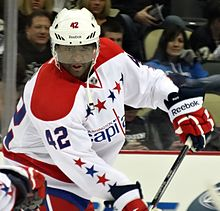 68f802744b6 Joel Ward (ice hockey) - Wikipedia