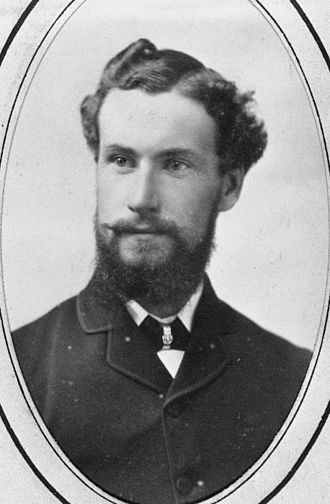 John Campbell (architect) - John Campbell, around 1892