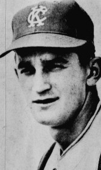 John Donaldson (second baseman) - Image: John Donaldson 1967
