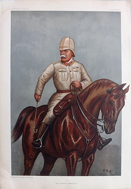 French caricatured by GDG for Vanity Fair, July 1900 John French Vanity Fair 12 July 1900.JPG