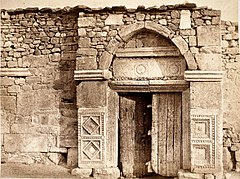 John Henry Haynes. Portal of Khan or caravanerai at Suvereh (id.13993430).jpg