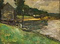 约翰·亨利·Twachtman  -  Paisaje.jpg