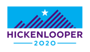 John Hickenlooper 2020 presidential campaign logo.png