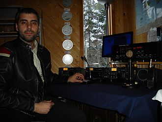 Call signs in Canada - Amateur radio operator of station VE2WTY