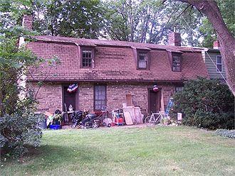John Thompson House (Richboro, Pennsylvania) - John Thompson House (Front View) May 2011