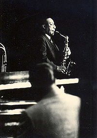 Johnny Hodges in concert, Feb. 6, 1965