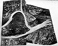 Jonction canal de Miribel , canal de Jonage et Vieux Rhône en 1930.jpg