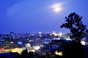 Jorhat - Image: Jorhat City evening skyline