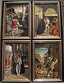 Josse lieferinxe, pannelli di altare con storie di san sebastiano, 1497 ca. 01.JPG