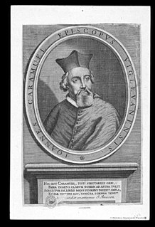 Juan Caramuel y Lobkowitz Spanish mathematician and theologian