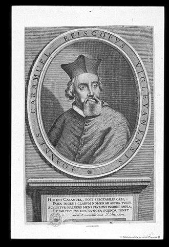 Juan Caramuel y Lobkowitz - Juan Caramuel y Lobkowitz