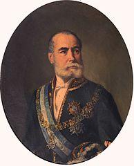 Juan Francisco Camacho ministro de Hacienda