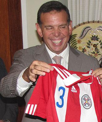 Juan Ángel Napout - Juan Napout in 2010