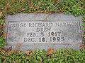 Judge R. Harmon Drew, Sr., grave, Minden, LA IMG 2300.JPG