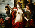 Judith mit dem Haupt des Holofernes — Niederländisch.JPG