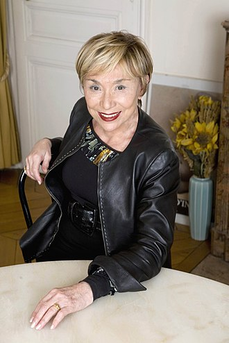Julia Kristeva - Julia Kristeva in Paris in 2008