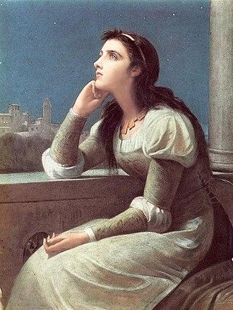 Juliet - Juliet by Philip H. Calderon