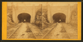 Junc's R.R. (railroad) tunnel under Market & Chestnut Streets, from Robert N. Dennis collection of stereoscopic views.png