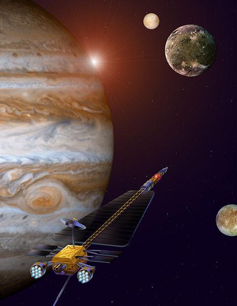 nasa galileo mission - HD2550×3300