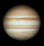 Jupiter on 2009-07-23 (captured by the Hubble Space Telescope).jpg