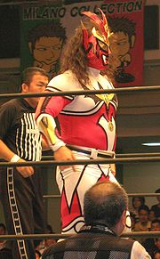 Image illustrative de l'article Jushin Liger