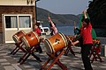 Jyon-jyon Taiko Drum Performance, Beppu port (2).jpg