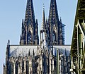 Kölner Dom, Blick von der Ostseite 01.jpg