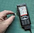 K800i personnalisé par Vodafone.jpg