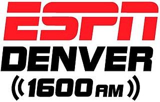 KEPN ESPN Radio affiliate in Lakewood, Colorado