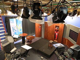 KMOS-TV - KMOS-TV studio