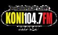 KONI (FM) logo.png