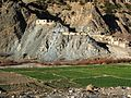 Kabul-Jalalabad Highway - village scene.JPG