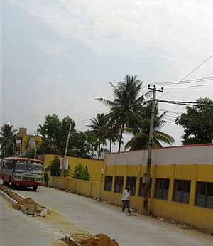 Kaggalipura - Kaggalipura Town