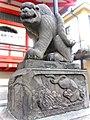 Kagurazaka Zenkoku-ji koma-tora 2 Agyo- right.jpg