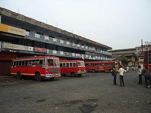 Kaloor - Image: Kaloor Bus Station