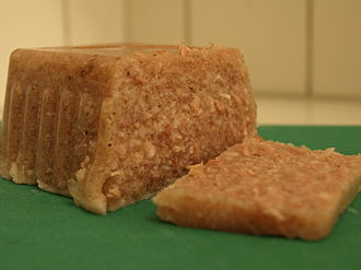 Jellied veal - Jellied veal