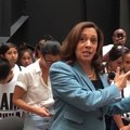 File:Kamala Harris speaks with families protesting the Trump administration family separation policy.ogv
