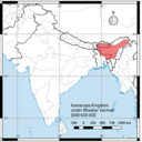 Kamarupa Kingdom of Bhaskar Varman.png
