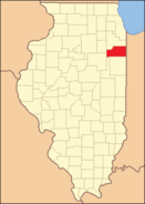 Kankakee County Illinois 1853